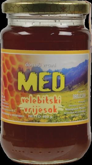 Med Velebitski planinski vrijesak